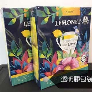 冠軍排毒膳食纖維飲品 - LEMONET 💛 & KIWINET 💚