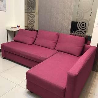 IKEA 轉角沙發床 (暫不出售)