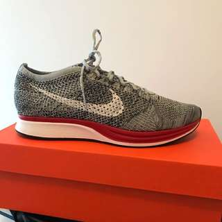 "Nike Flyknit Racer ""No Parking"" Men's 9.5"