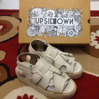 Upside Down Shoes
