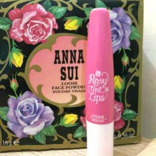 🏵에뒤드 하우스 Etude House Rosy Tint Lips #5 ENGLISH GARDEN