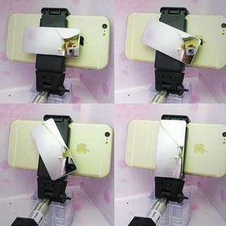 Mobile Phone Clip for Monopod Selfie Sticks