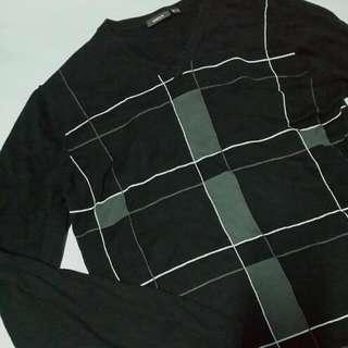 Knitted long sleeved for men