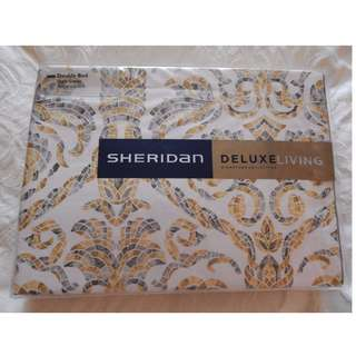 Sheridan Quilt cover, Doona cover, double, brand new in packet