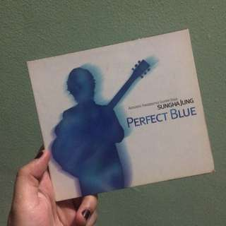 Sungha Jung Perfect Blue album