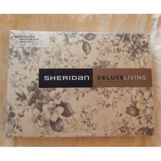 Sheridan Quilt cover, Doona cover, double bed, brand new in box