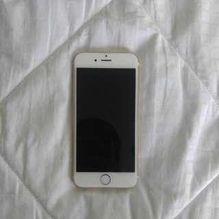 Rose Gold iPhone 6  Unlocked 16GB Slightly Used