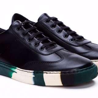 NWT Comme de Garçons SHIRT Black Shoes