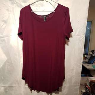Brand New Burgundy Top