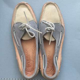 Cole Haan Boat Shoes Loafers Size 9