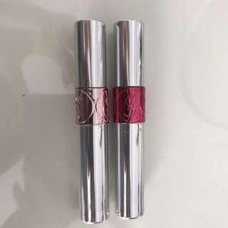 YSL Tint-in-oil lipstick
