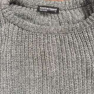 UNWORN* AMERICAN APPAREL FISHERMAN SWEATER