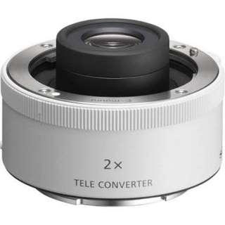 Sony E Mount 2x Teleconverter SEL20TC