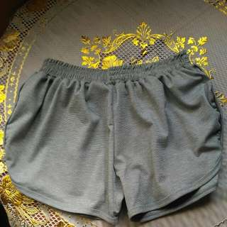 Gray Dolphin Shorts