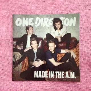 MADE IN THE AM (MITAM) ALBUM