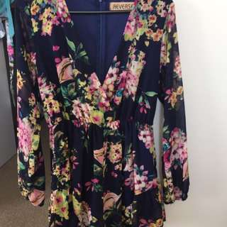 Playsuit Size S 8/10