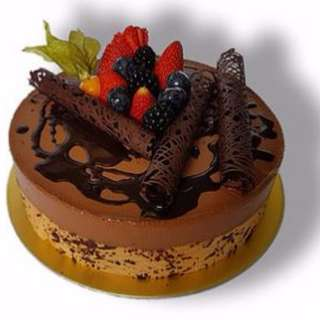 Artisan Cakes By French Trained Pastry Chef:  French Taste at Local Prices (Doorstep Delivery!)