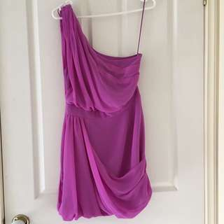SEDUCE One Shoulder Dress
