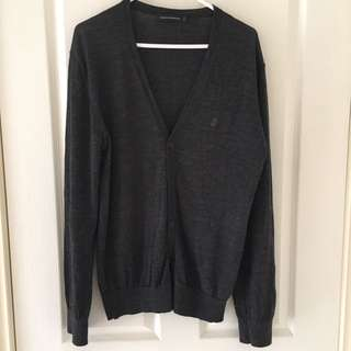 French Connection Men's Cardigan