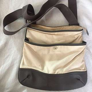 Authentic Lacoste Sling Bag (limited Edition)