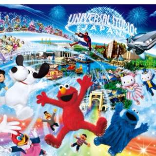 USJ/ Universal Japan+Others