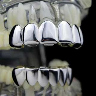 Grillz (Top And Bottom) Set