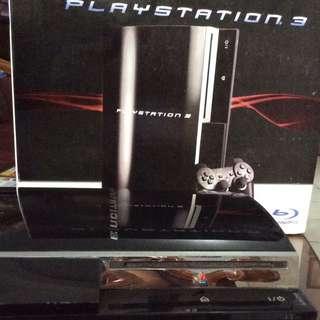 BU!! PS 3 FAT 40GB Full Game Fifa 17 dan GTA5