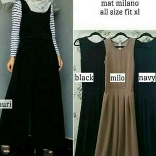 Jumpsuit Kulot All Size