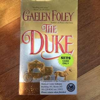 The Duke By Gaelen Foley