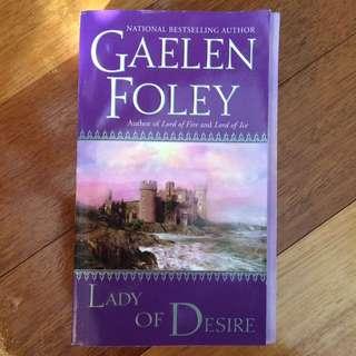 Lady Of Desire By Gaelen Foley