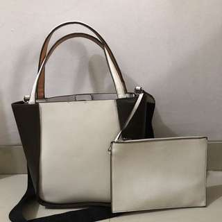 Handbag Zara Basic