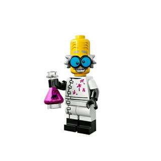 Lego Minifigures Series 14 - Monster Scientist