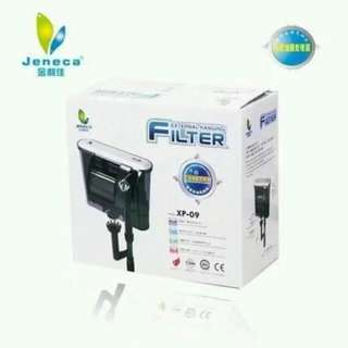 ALEAS XP Series Slim Design Hang On Back Filter For Fish Tank