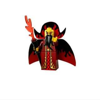 Lego Minifigures Series 15 - Evil Wizard