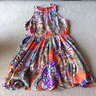 Cute Colourful Dress