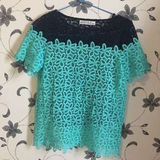 Lace Top Import