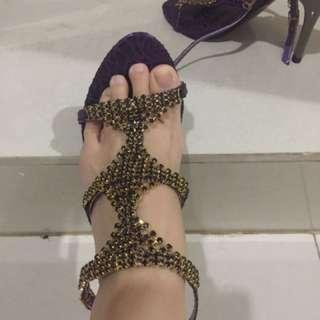 Sepatu Pesta, 37