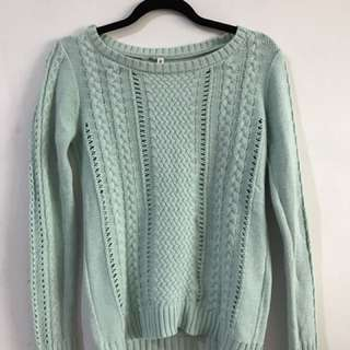 Stradivarius Pastel Sweater