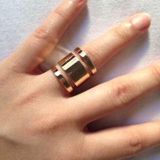 (NEW) Forever 21 Gold Ring