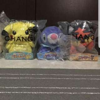 Pokemon Plush Doll Changi Airport