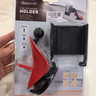 Handphone/mobile/Samsung/LG/iPhones/Sony Etc/ GPS Holder For Car Drivers Uber Or Grab