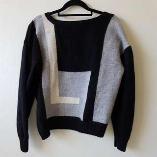Woolen Knitted Sweater