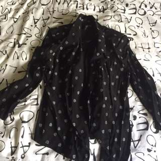 Cotton On Black Jacket