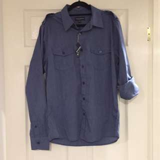 Just Jeans Shirt Never Worn Tags Still On