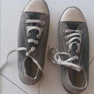 Converse Ori, No Defect Cuma Debu Aja Kelamaan Di Rak Sepatu #clearancesale