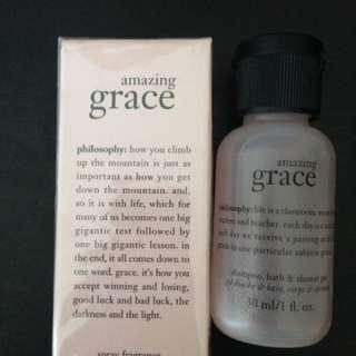 Amazing Grace Perfume And Body Wash