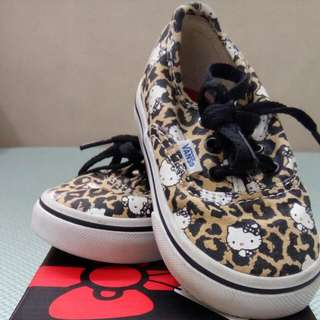 **Repriced!!** VANS Hello Kitty Baby Rubber Shoes