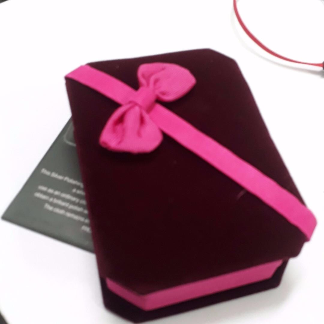 【全新】12生肖粉晶S925項鍊 - 可愛鼠