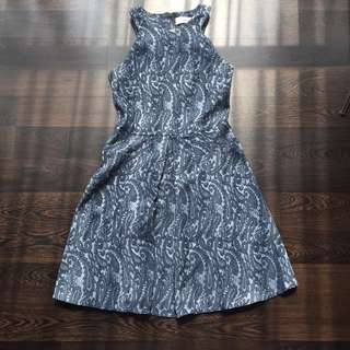 Closet : Jacquard Dress