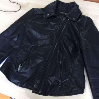 Cotton On Leather Jacket